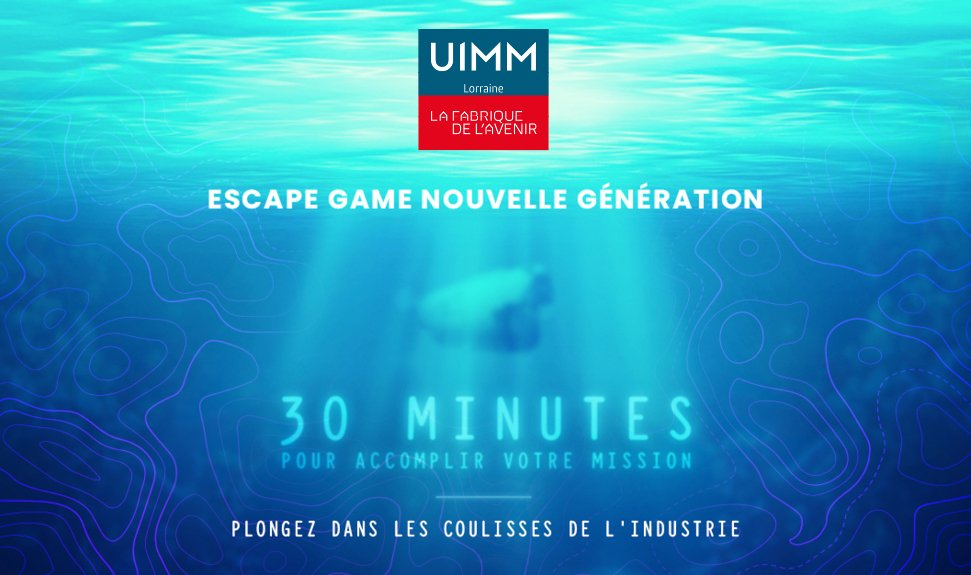Escape game, découverte de l'industrie