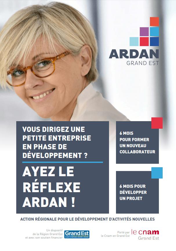 brochure ARDAN